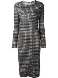 graphic print dress Paul Smith Black Label