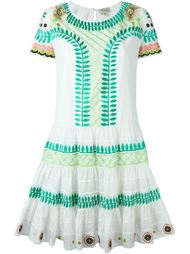 платье с вышивкой 'Arabelle'  Temperley London