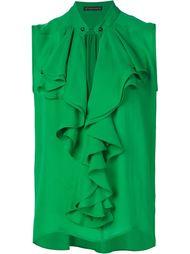 ruffle blouse Plein Sud