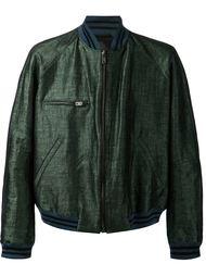 куртка-бомбер с резинкой по подолу Haider Ackermann