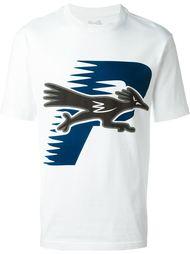 футболка с принтом птицы Palace