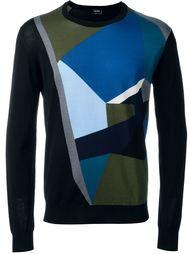 intarsia sweater Jil Sander