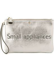 клатч 'Small Appliances' Anya Hindmarch
