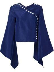 топ с рукавами в стиле кимоно Rosie Assoulin