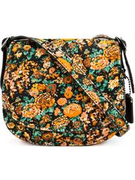 floral print saddle shoulder bag Coach 1941