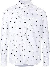 рубашка с принтом звезд Uniform Experiment