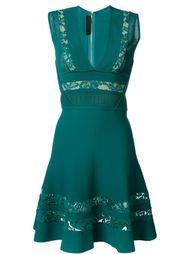платье с вышивкой Elie Saab