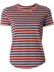 полосатая футболка Jil Sander Navy