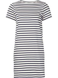 striped T-shirt dress Mih Jeans