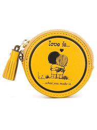 кошелек для монет 'Love Is' Anya Hindmarch