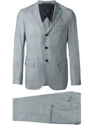 классический костюм с принтом Mp  Massimo Piombo