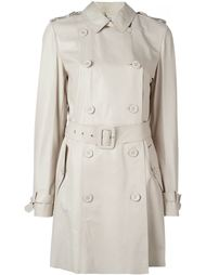 double breasted trench coat Desa Collection
