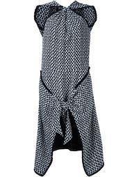 платье с панелями на завязках Dodo Bar Or