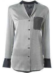 patch pocket striped shirt Rag & Bone