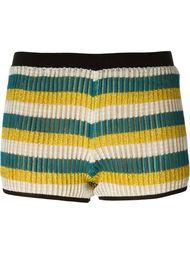 ribbed knit shorts  Missoni