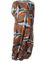 African print dress Junya Watanabe Comme Des Garçons