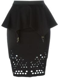 юбка с баской  Murmur