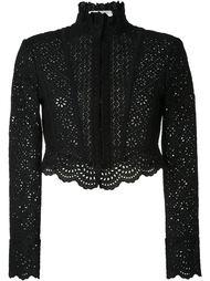 пиджак с вышивкой Philosophy Di Lorenzo Serafini