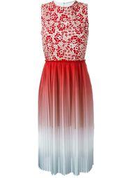 платье с тонально-градиентным эффектом  Marco De Vincenzo