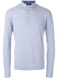 longsleeved polo shirt Fay