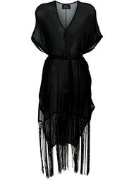 платье с бахромой  Lost & Found Ria Dunn