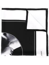 шарф с принтом Givenchy