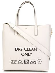 сумка-тоут 'Dry Cleaning Featherweight Ebury' Anya Hindmarch