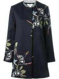 пальто с цветочным принтом  Dorothee Schumacher