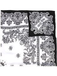 шарф с принтом пейсли  Givenchy