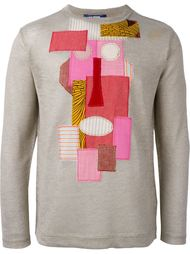 patchwork sweatshirt Junya Watanabe Comme Des Garçons Man