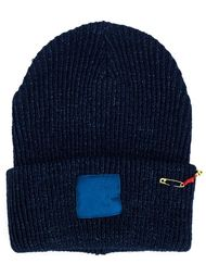 knit beanie Blue Blue Japan