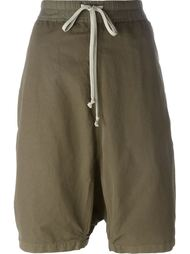спортивные шорты  Rick Owens DRKSHDW