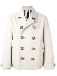 classic double breasted coat Burberry London