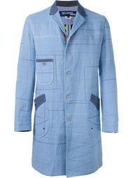 пальто с закругленными карманами Junya Watanabe Comme Des Garçons Man