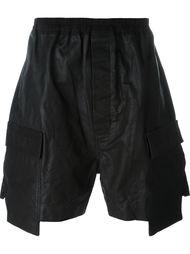 шорты-карго Rick Owens