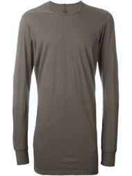 футболка с длинными рукавами 'Rick'  Rick Owens DRKSHDW