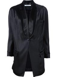 deconstructed tuxedo jacket Givenchy