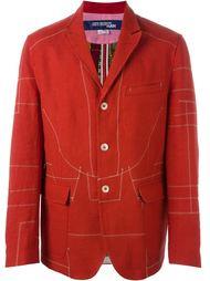 пиджак с вышивкой на подкладке Junya Watanabe Comme Des Garçons Man