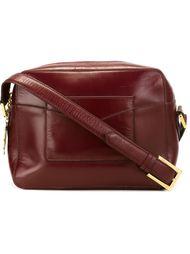 квадратная сумка на плечо Yves Saint Laurent Vintage