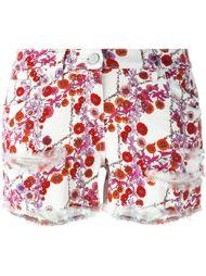 cherry blossom print shorts Giamba
