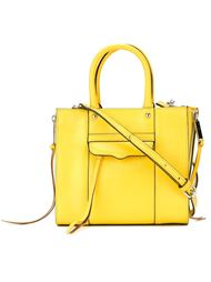 сумка-тоут с контрастной окантовкой  Rebecca Minkoff