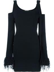 платье с бахромой на манжетах Alyx