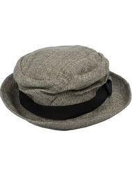мягкая шляпа с плоской тульей Ca4la