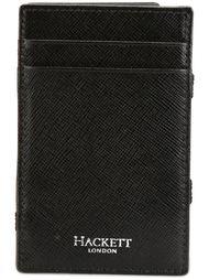 front logo cardholder Hackett