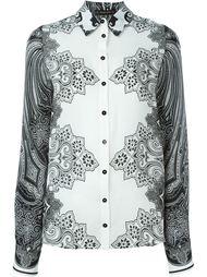 рубашка  с принтом пейсли   Plein Sud
