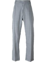 checked trousers E. Tautz