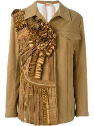 куртка с оборками Nº21