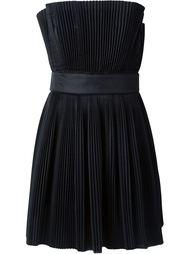 плиссированное платье  Roberto Capucci