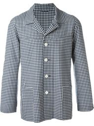 checked jacket E. Tautz