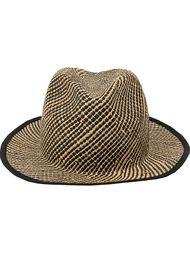плетеная шляпа Ca4la